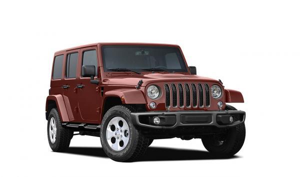 Новый Jeep Wrangler покажут на автошоу в Лос-Анджелесе