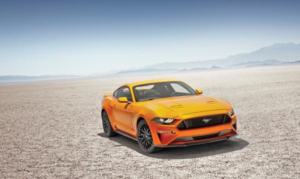 Ford Mustang: модернизация