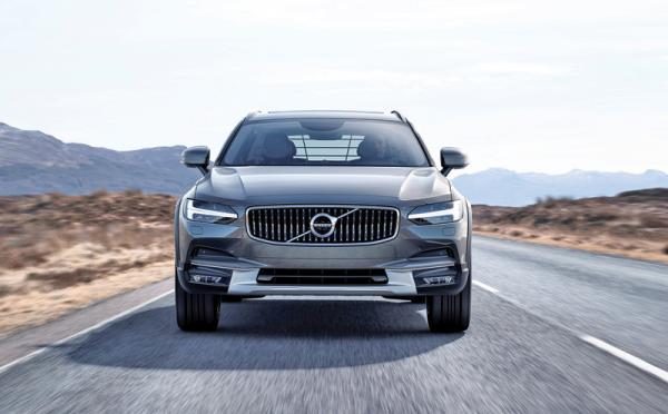 Volvo V90 Cross Country: универсал, который не боится бездорожья