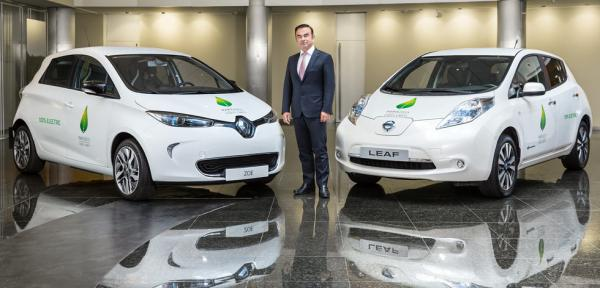 Продажи электромобилей в Европе за 2016 год превысили 100 тыс. штук
