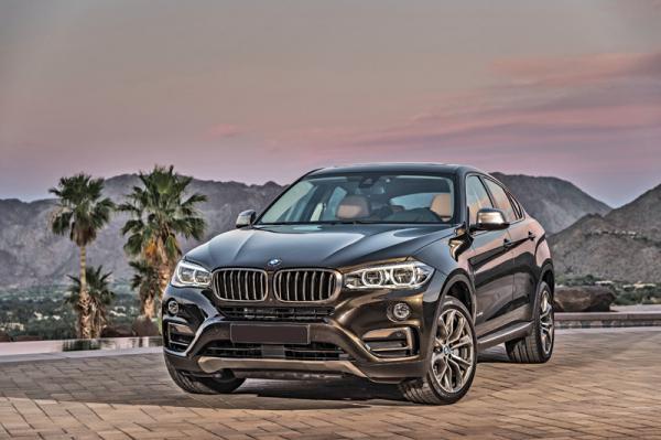 BMW X6, Maserati Levante и Porsche Cayenne: спортивные вседорожники