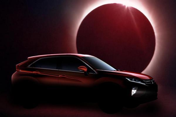 Новый Mitsubishi Eclipse Cross – подробности компактного вседорожника