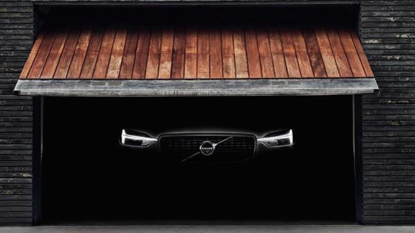 Первые фото Volvo XC60