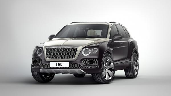 Bentley Bentayga получил роскошную версию