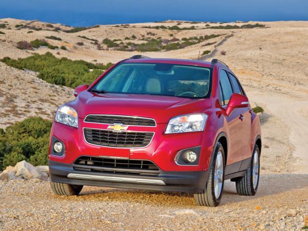 Chevrolet Tracker, Skoda Yeti и Suzuki SX4: сравнение компактных вседорожников