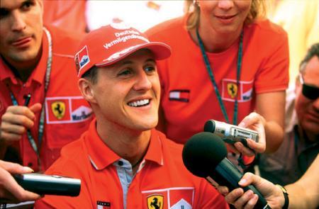 F1: Михаэль Шумахер не променял Ferrari на мотогонки