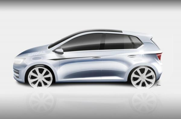 Новый Volkswagen Polo покажут во Франкфурте