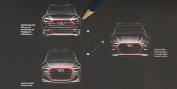 Audi поделились планами на будущее