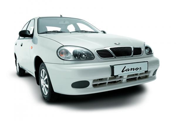 Названы самые популярные автомобили в Украине с 2000 года