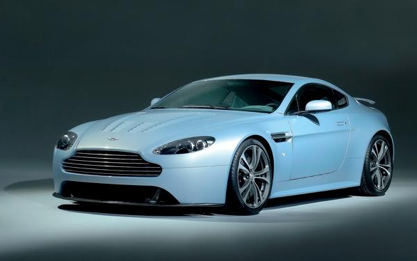 Aston Martin: самый быстрый