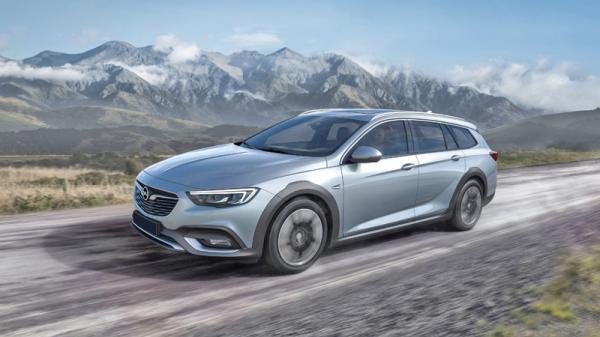 Opel Insignia Country Tourer: универсал, который не боится бездорожья