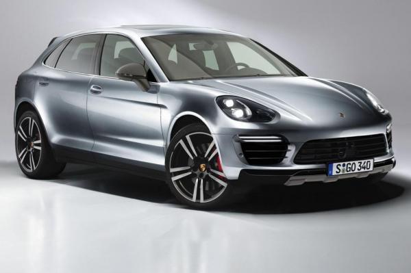 Новый Porsche Cayenne представят осенью