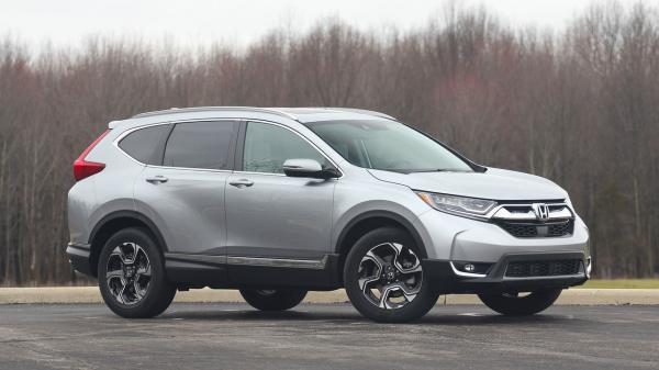 Honda CR-V стал гибридом
