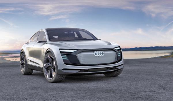 Audi e-tron Sport: электрическое вседорожное купе