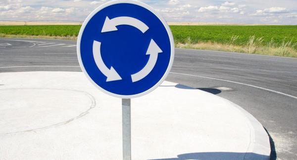 Президент подписал новые правила проезда перекрестков с круговым движением