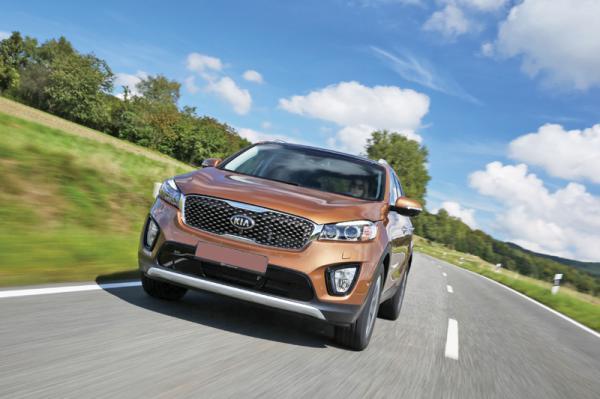 Kia Sorento, Land Rover Discovery Sport и Skoda Kodiaq: небольшие, но семиместные