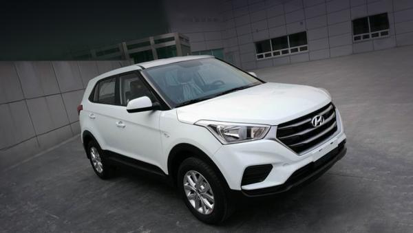 Hyundai Creta прошел обновление