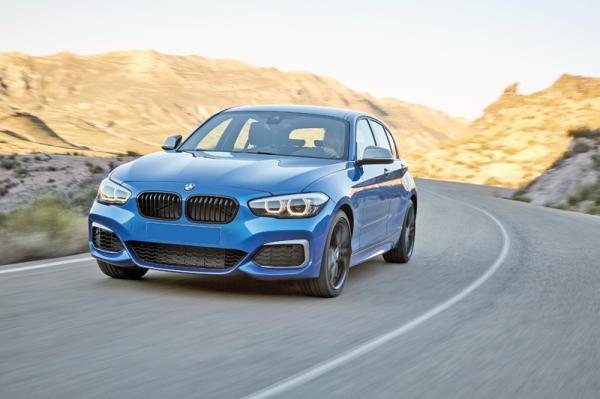 BMW 1 Series: обновление