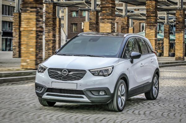 Opel Crossland X: наследник Meriva