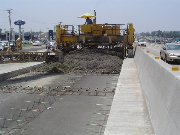 Мининфраструктуры обещает бетонные дороги в Украине