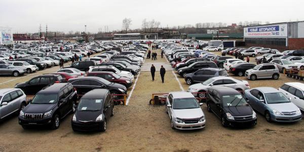 Продажи б/у авто в Украине выросли в 7,6 раза