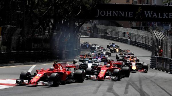 Формула-1: победный дубль  Ferrari в Гран-при Монако