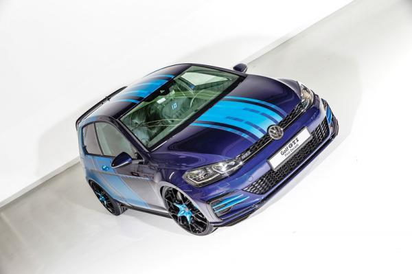 Volkswagen Golf GTI First Decade: дорогу – молодым