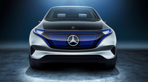 Mercedes-Benz разрабатывает компактный электромобиль