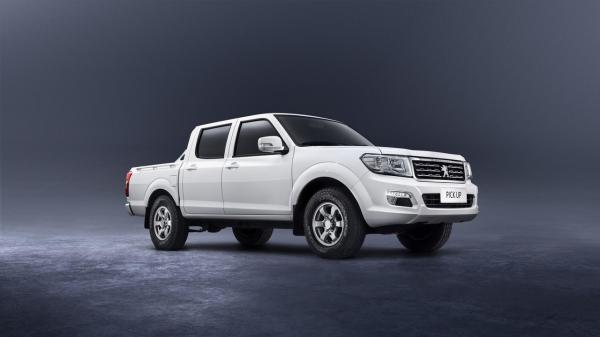 Первый пикап Peugeot представлен в Китае