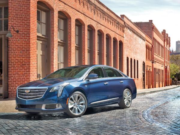 Cadillac XTS: обновление
