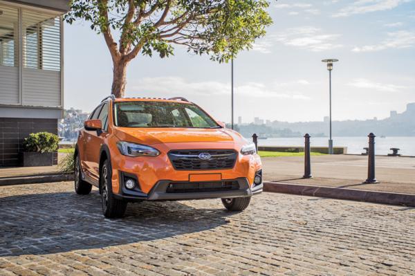 Subaru XV: вседорожный брат Impreza