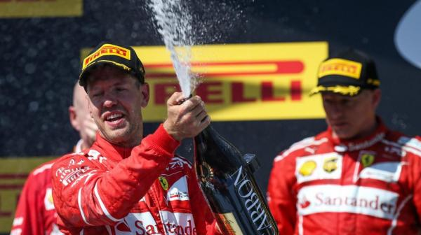 Формула 1: Феттель реабилитируется на Гран-при Венгрии