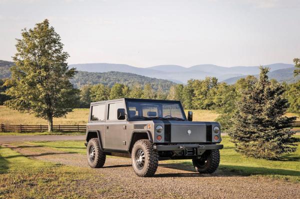 Bollinger B1: электромобиль для серьезного бездорожья