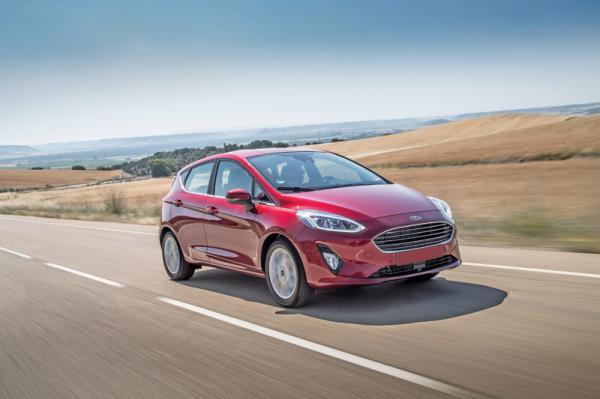 Ford Fiesta: никаких революций