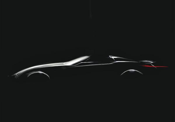 BMW представят концепт нового Z5
