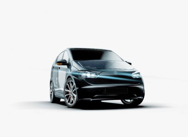 Sion: солнечный автомобиль