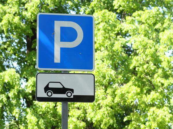 Парковка в Киеве будет бесплатной на выходные
