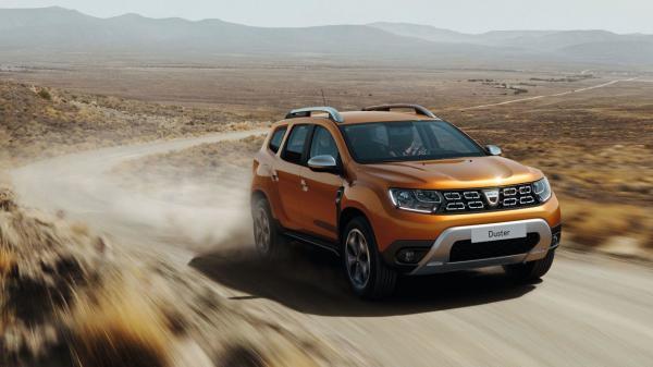 Первые официальные изображения нового Renault Duster