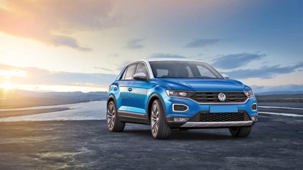 Volkswagen T-Roc: младший брат Tiguan