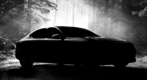 Первые фото Hyundai Genesis G70