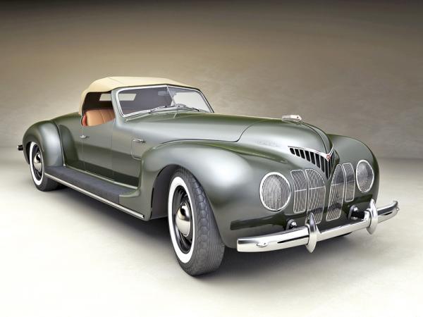 ЗИС-112: cпортивный автомобиль по-советски