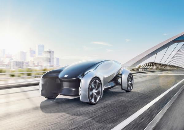 Jaguar Future-Type: взгляд в будущее