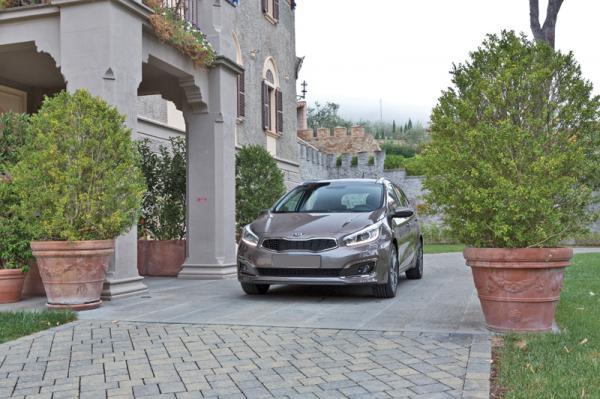 Kia Ceed Sportswagon, Opel Astra Sports Tourer и Skoda Octavia Combi: много пространства за разумные деньги