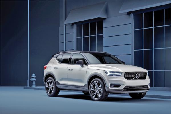 "Volvo XC40: младший в ""семействе"""