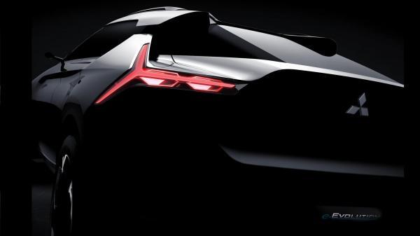 Mitsubishi возродит знаменитый Evolution