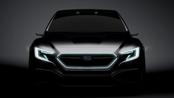 Subaru готовит концепт нового WRX STI