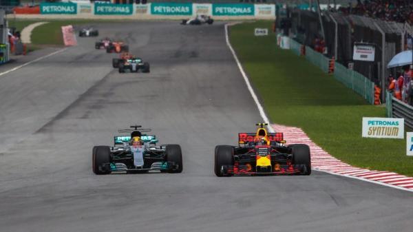 Формула-1: сенсационная победа Ферстаппена в Гран-при Малайзии