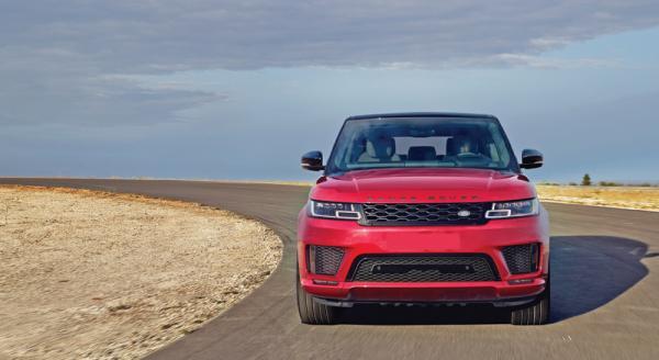 Range Rover Sport: обновление