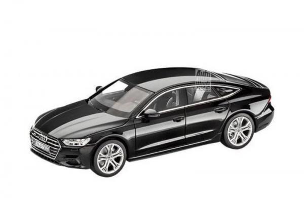 Новый Audi A7 рассекретили в Нидерландах