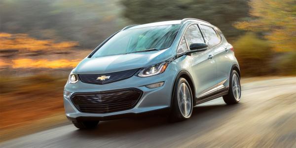 Концерн General Motors переходит на гибриды и электромобили